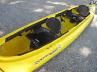 Wilderness-Systems-Yellow-Pamlico-135t-LIKE-NEW_3459B
