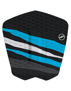 Tailpad 5pc EVA BLACK BLUE