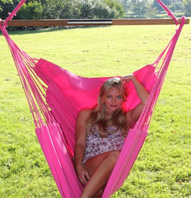 Hammock Chair NewLine Pink