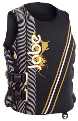Jobe Goldrider Side Entry Vest Ladies 2011