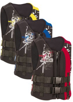 Jobe vest youth rebel S